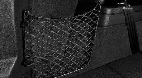 XC90 Side Net Pocket